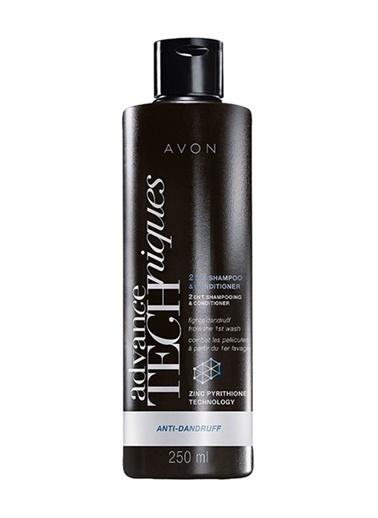 Avon Kepeklenmeye Karşı 2si1 Arada Şampuan 250 Ml Renksiz